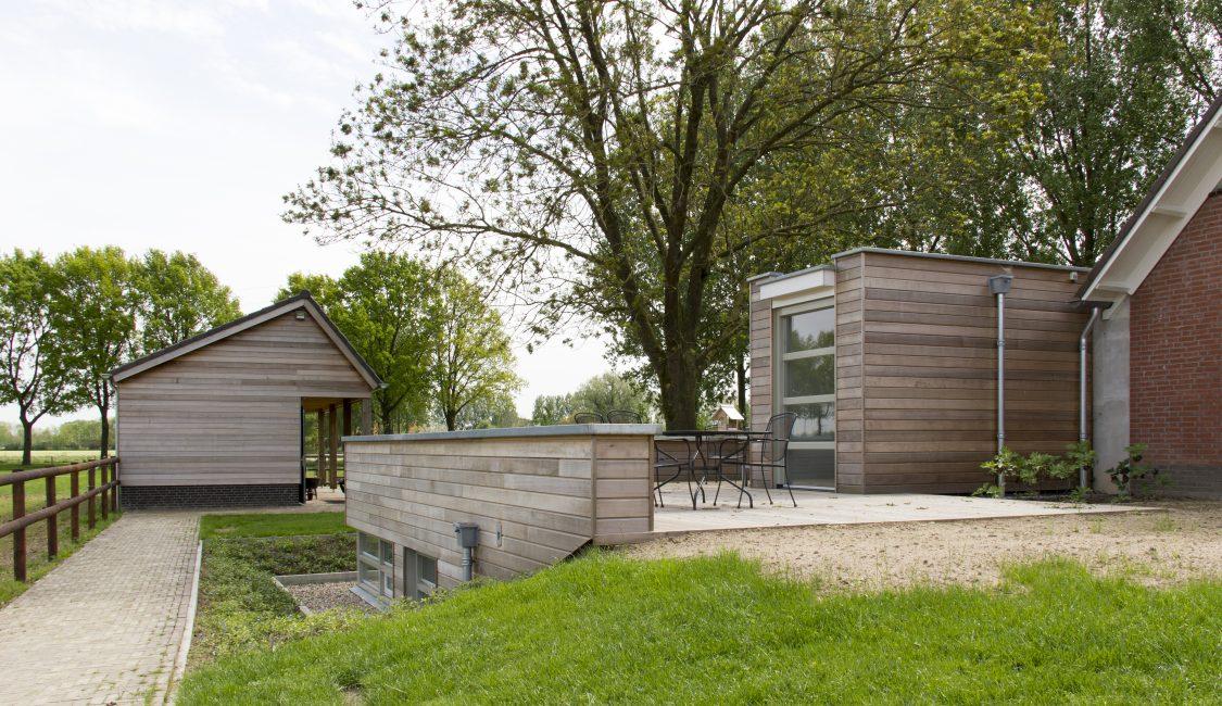 Verbouw & nieuwbouw woonhuis